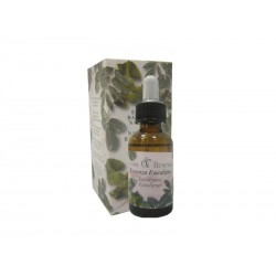 NATURAL ESSENCE EUCALYPTUS 20ML.
