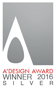 A' Design Award Winner 2016 Silver